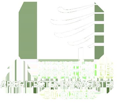 ASSOCIATION DES ARCHITECTES PAYSAGISTES DU QUÉBEC